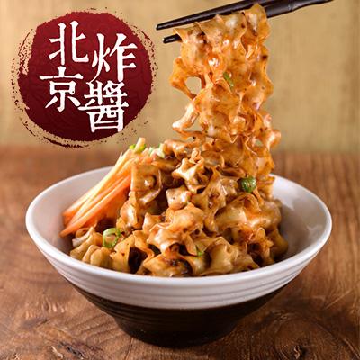 北京炸醬拌麵