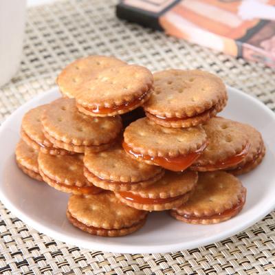 蕃薯島麥芽小圓餅-鳳梨