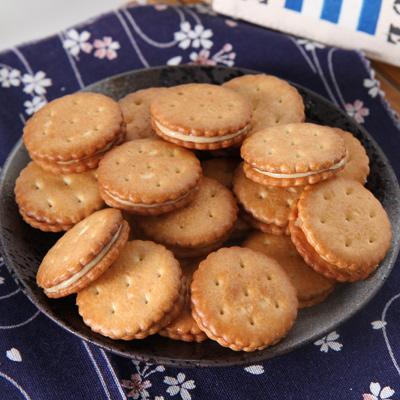 蕃薯島牛軋麥芽小圓餅-原味