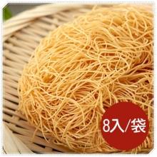 雞絲細麵-海鮮濃湯