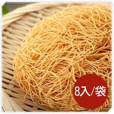 雞絲細麵-海鮮泡菜(辣味)