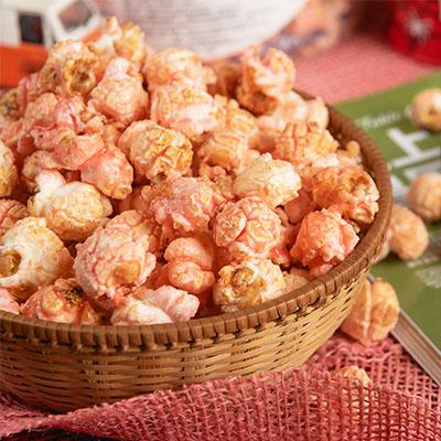 勁爆-美式手工玉米花-草莓
