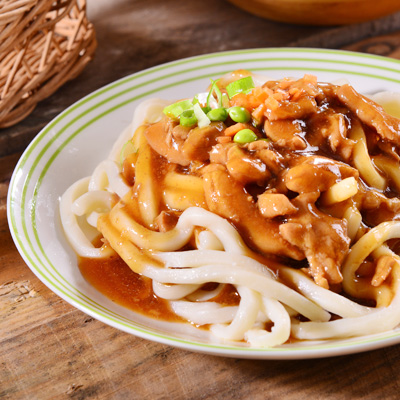 蜜汁雞丁麵(2包)