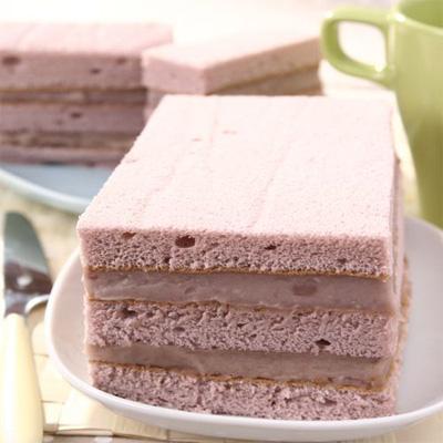 雙層芋泥蛋糕(大)