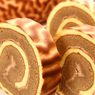 虎皮咖啡卷