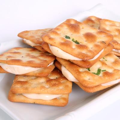 牛軋糖(蔥花)蘇打夾心餅-原味