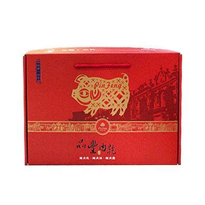 禮提盒 35*24*7 cm(可放入三包)