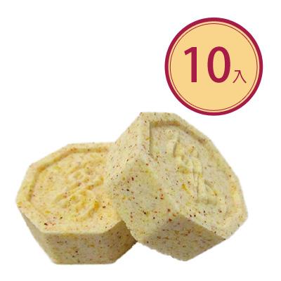 台灣水果好糕-百香果糕 (全素)10入