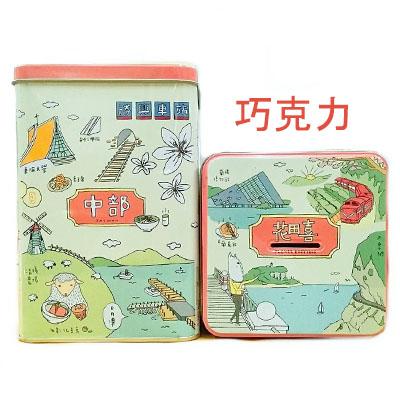 台灣罐 [巧克力爆米花]