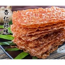 杏仁蒜味紅麴肉紙(脆)(80g/包)