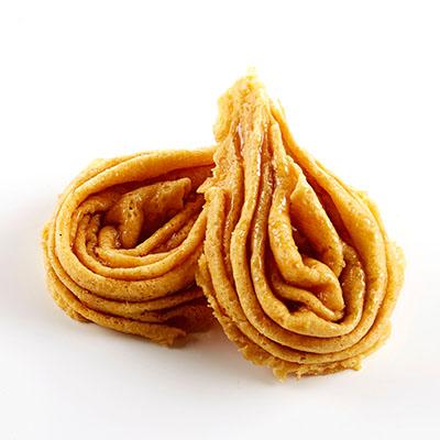 水滴捲-焦糖地瓜口味(10入)