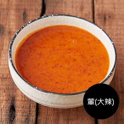 韓式腐乳調味醬350g(罐裝) [葷-大辣]