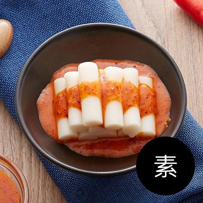 韓式年糕350g +調味醬70g(袋裝) [素]