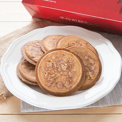 日式手作芋頭煎餅(12入/盒)