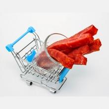 厚切條子肉乾220克/包
