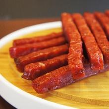 四川椒麻條子肉乾200克/包