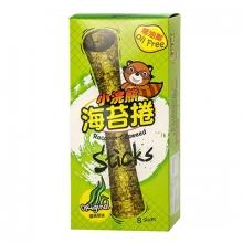 小浣熊海苔捲-醬燒原味