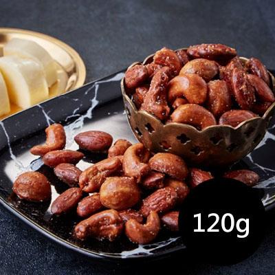 蜂蜜奶油綜合堅果120g