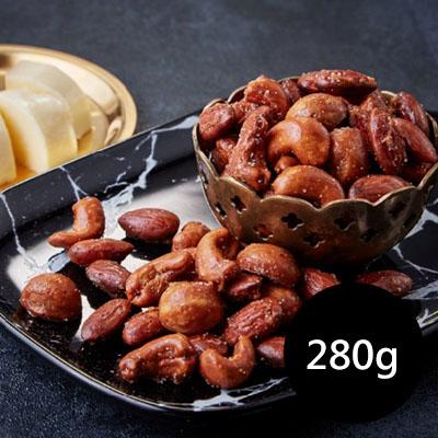 蜂蜜奶油綜合堅果280g