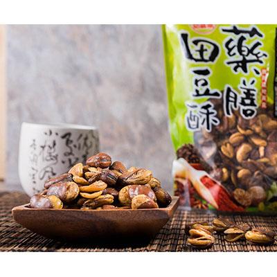 藥膳田豆酥-原味(全素)(300g±5%)