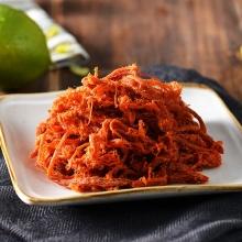 嚴選檸檬豬肉絲160g±10g