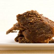 黑胡椒牛肉乾130g±10g