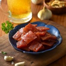 蒜一口肉乾150g±10g