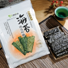 海苔脆片-海苔南瓜籽酥