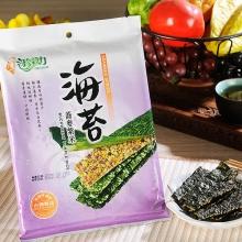 海苔脆片-海苔蕎麥紫米