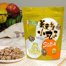 米果系列-蕎麥堅果小丸子(蒜香)