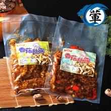 香菇絲露(葷)(袋裝)200g-微辣