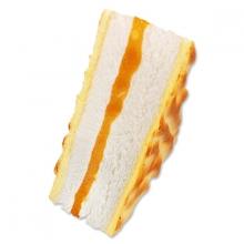 冰淇淋炙燒三明治-芒果(4入)