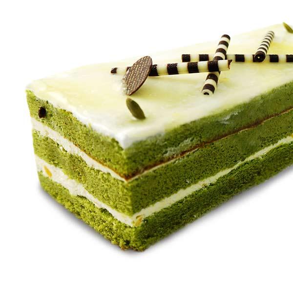 抹茶柑檸-專磚蛋糕