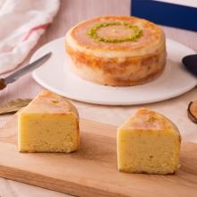 老奶奶檸檬糖霜蛋糕(六吋)