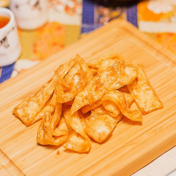 魚柳條(櫻花蝦XO醬風味)
