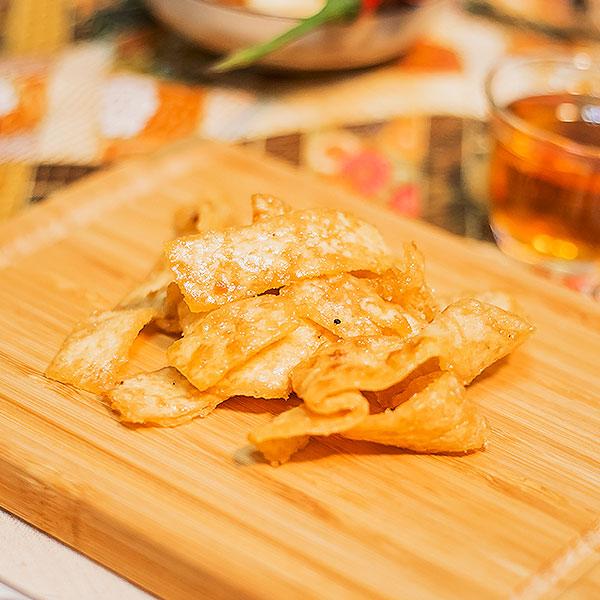 魚柳條(海鮮XO醬風味)