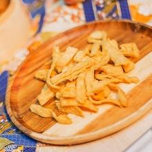 魚柳條(魚子醬風味)