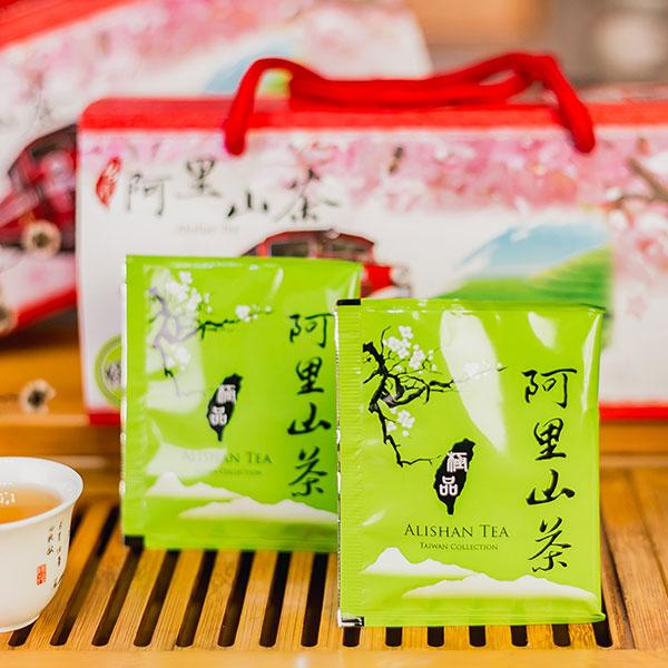 阿里山綠茶