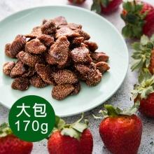 草莓乾 (大包170g)