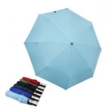日式防風自動傘 [淺藍]