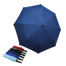日式防風自動傘 [深藍]