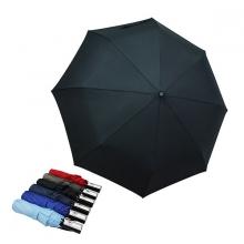 日式防風自動傘 [黑]