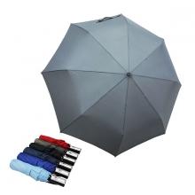 日式防風自動傘 [鐵灰]