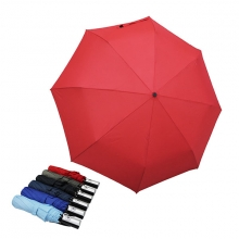 日式防風自動傘 [紅]