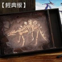 【經典版】恐龍化石巧克力(劍龍)