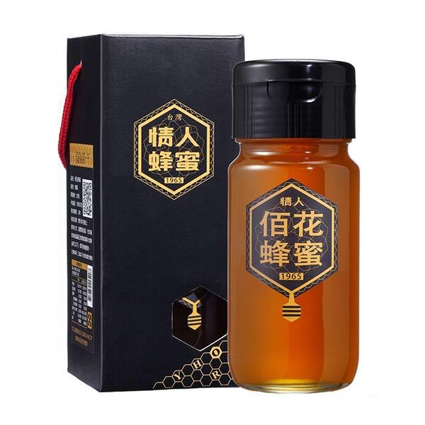 台灣國產佰花蜂蜜