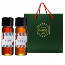 台灣蜂蜜禮盒(高山+經典)