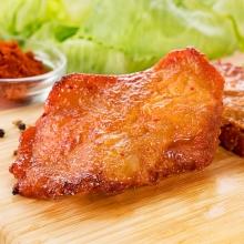 超好吃韓式辣味雞腿排1kg±5%/盒(12片裝)