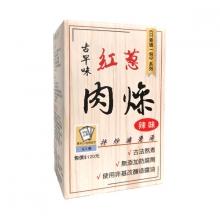 古早味紅蔥肉燥(辣味)-盒裝便利包(6入/盒)