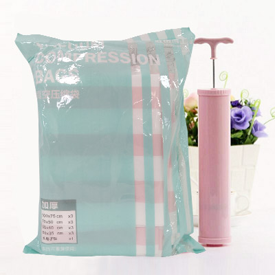 超值家庭真空壓縮袋13件組(新規格)